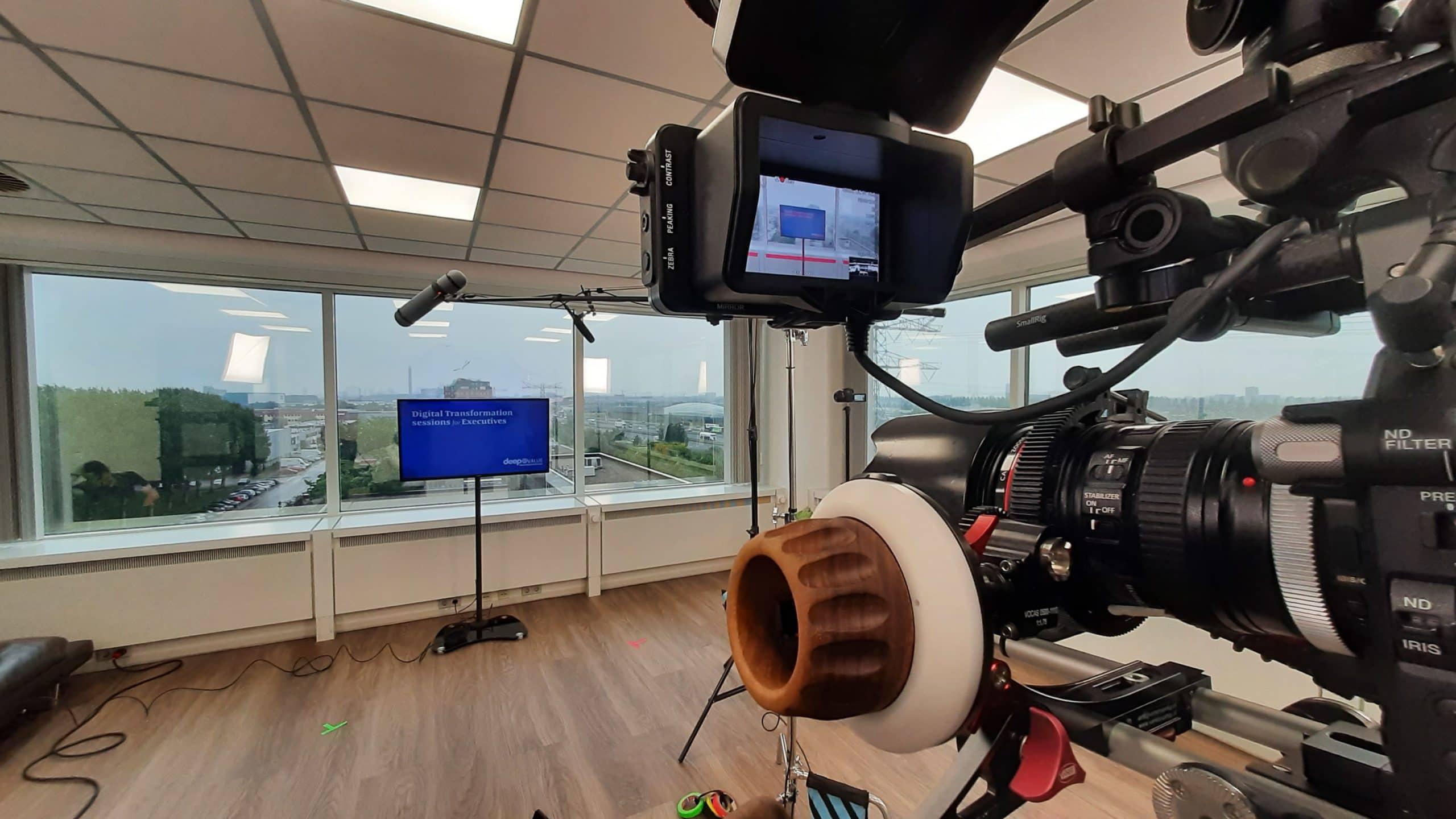 pitch video laten maken