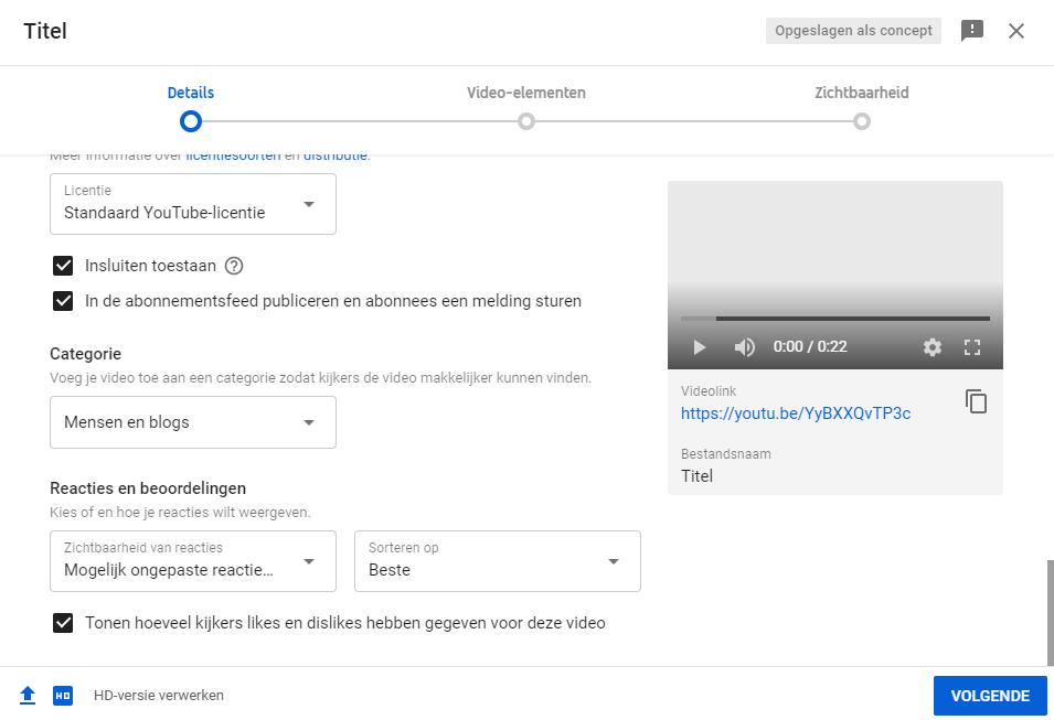 Video-op-YouTube_categorie