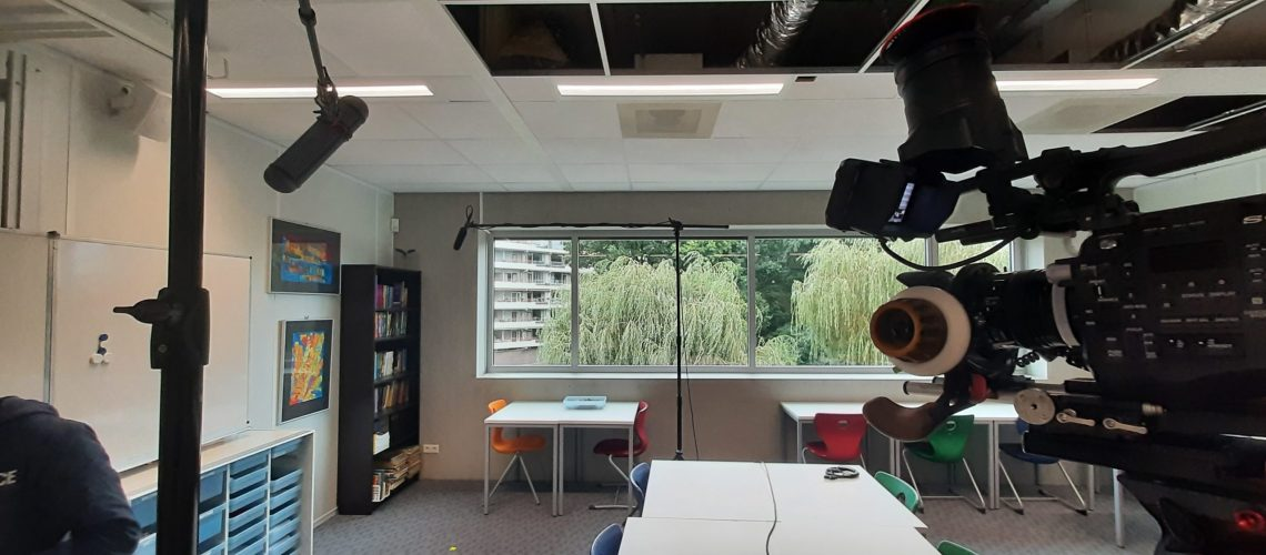 video tour door school