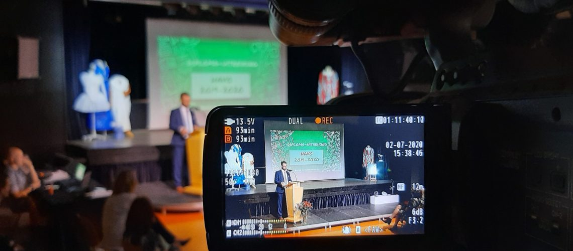 livestream livestreamen events feesten Veenendaal